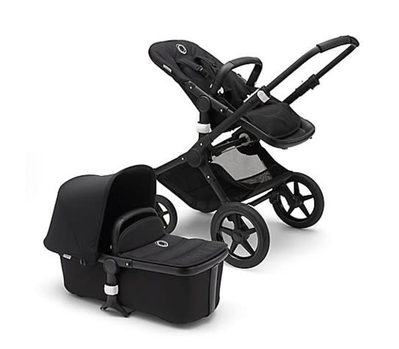 Bugaboo Fox complete In Black- Black