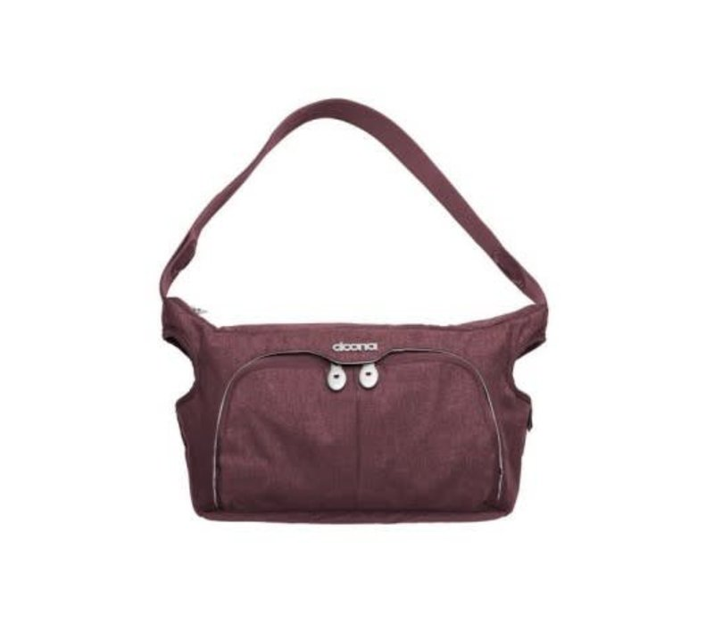 Doona Essentials Bag In Cherry