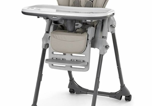 Chicco Chicco Polly Vinyl Highchair In Papyrus