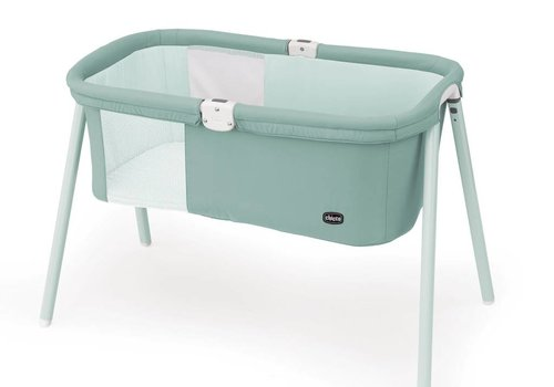 Chicco Chicco Lullago Portable Bassinet In GreyMist