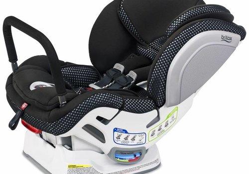 Britax Britax Advocate ClickTight Anti Rebound Bar (ARB) Convertible Car Seat In Gray