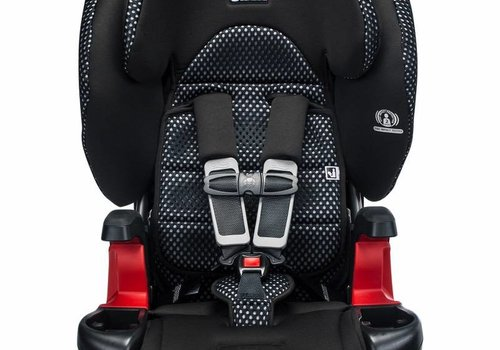 Britax Britax Frontier Clicktight Harness-2-Booster Seat In Cool Flow Gray
