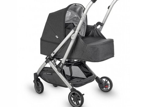 UppaBaby 2018 Uppababy Minu From Birth Kit JORDAN (Charcoal Mélange)