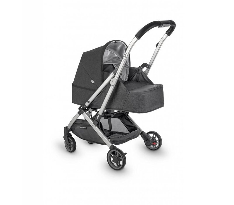 2018 Uppababy Minu From Birth Kit JORDAN (Charcoal Mélange)