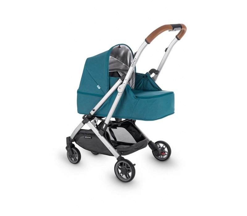 2018 Uppababy Minu From Birth Kit RYAN (Teal Mélange)