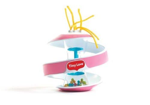 Tiny Love Tiny Love Inspiral Pink Rain Stick