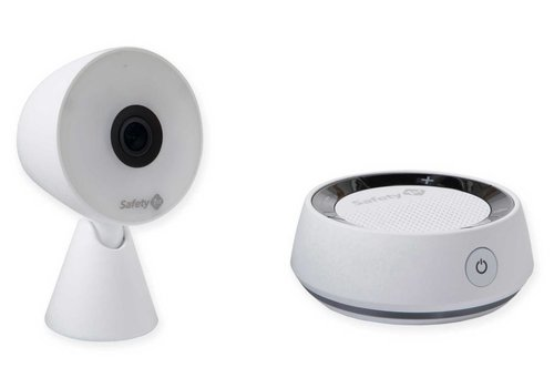 Safety 1St Safety 1st® HD WiFi Baby Monitor with Sound/Movement Detecting Audio Unit in White
