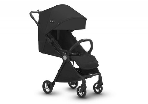 Silver Cross Silver Cross Jet Light Weight Stroller In Ebony