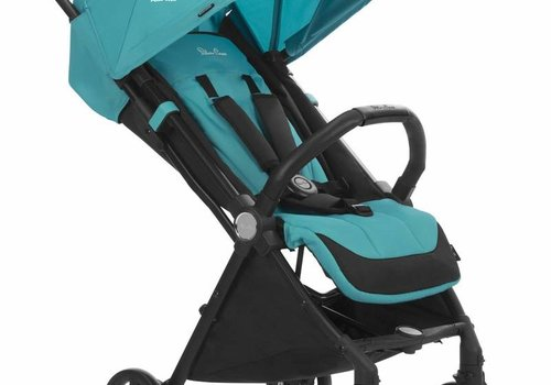 Silver Cross Silver Cross Jet Light Weight Stroller In Bluebird
