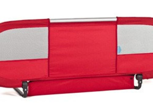 Baby Home BabyHome Side Bed Rail In Red