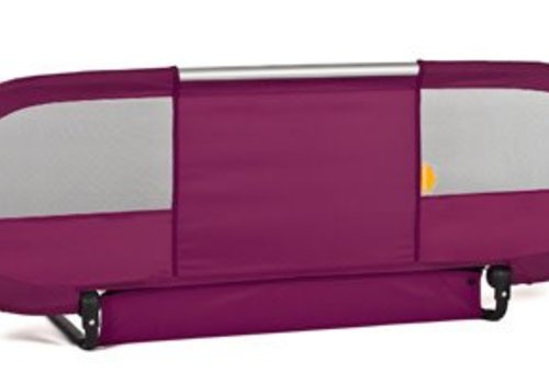 Baby Home BabyHome Side Bed Rail In Purple
