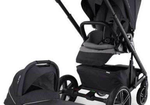 Nuna Nuna Mixx Stroller In Jett With Bassinet