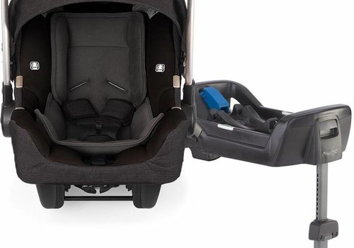 Nuna Nuna Pipa Infant Car Seat In Suited With Base