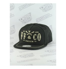 FALLEN - FF & CO SNAPBACK CAP