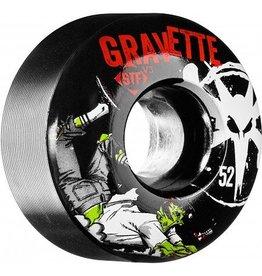 BONES - GRAVETTE ZOMBIE 52MM