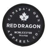 RED DRAGON RDS - CANADAS OWN PATCH