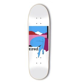 TIRED TIRED - WOMAN N MNTS 8.75'' DECK