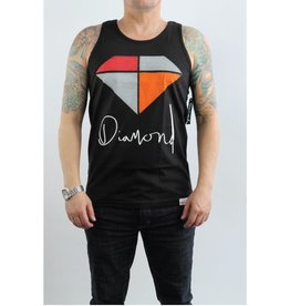 DIAMOND - PAINTED TANK