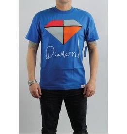 DIAMOND - PAINTED TEE