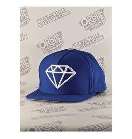 DIAMOND - ROCK LOGO CAP