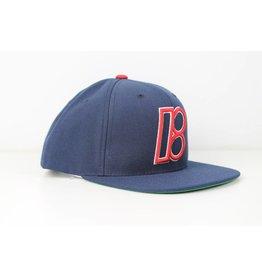 PLAN B - LOGO SNAPBACK CAP