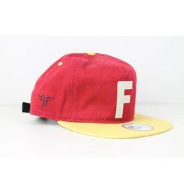 FALLEN - F NEW ERA STRAPBACK CAP
