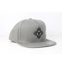 FALLEN - CIRCLE SNAPBACK CAP