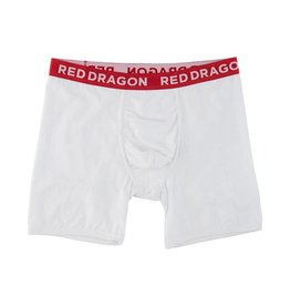 RDS - BOXER WHITE / RED