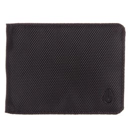 NIXON - CAPE BI-FOLD WALLET BLACK