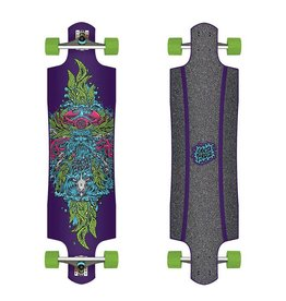 SANTA CRUZ SANTA CRUZ - SEA GOD PURPLE 9.96'' X 37.97''