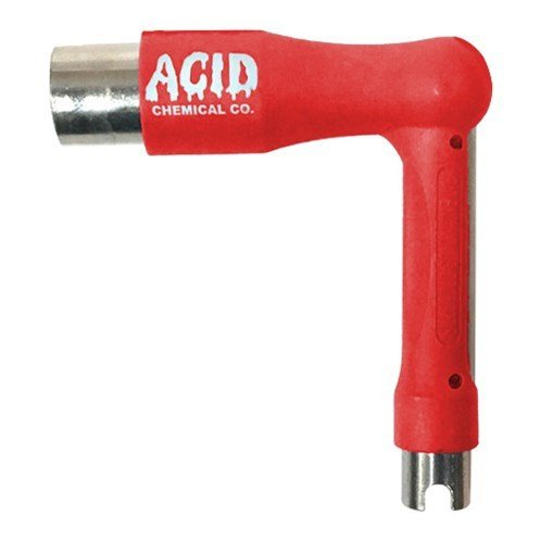 ACID CHEMICAL CO ACID CHEMICAL CO - SPACE TOOL RED