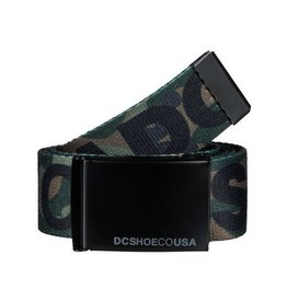 DC SHOES DC SHOES - CHINOOK TX BELT CAMO