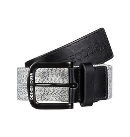 DC SHOES DC SHOES - FABRICS MIX BELT
