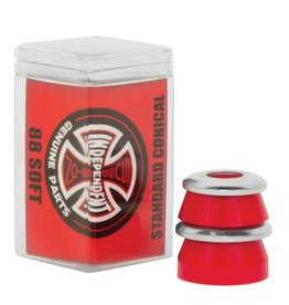 INDEPENDENT - BUSHINGS STD CON SOFT RED