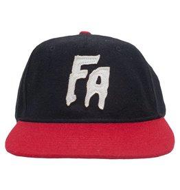 FUCKING AWESOME FUCKING AWESOME - FA LOGO SNAPBACK CAP