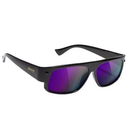 GLASSY GLASSY - MAGOON BLACK / PURPLE MIRROR POLARIZED