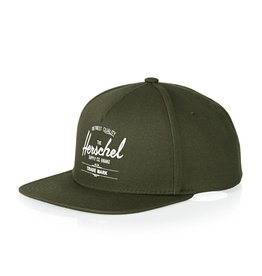 HERSCHEL HERSCHEL - WHALER CAP ARMY