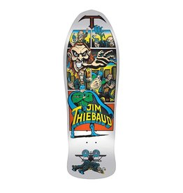SANTA CRUZ SANTA CRUZ - THIEBAUD JOKER 10'' DECK