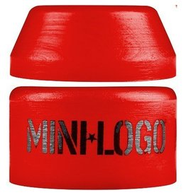 MINI LOGO MINI LOGO - BUSHINGS HARD RED