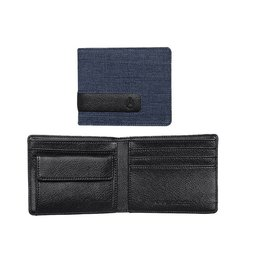 NIXON - SHOWOUT BLUE WASH WALLET