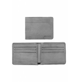 NIXON - STEALTH SLIM WALLET GRAY