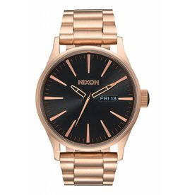 NIXON - SENTRY SS ALL ROSE GOLD/BLACK