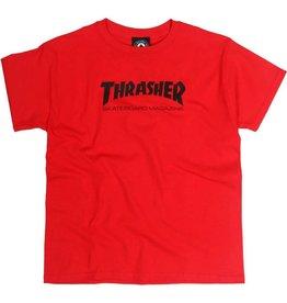 THRASHER THRASHER - YOUTH SKATE MAG TEE