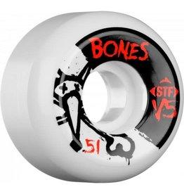 BONES BONES - STF STREET TECH SIDECUT V5 83B 51MM