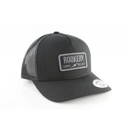 ROOKERY ROOKERY - ELECTRIC TRUCKER BLACK/GREY