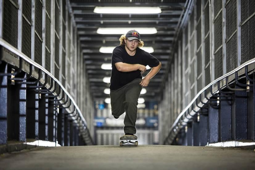 Jamie Foy : Le skater de l'année 2017