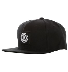 ELEMENT ELEMENT - UNITED CAP BLACK