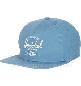 HERSCHEL HERSCHEL - WHALER CAP AEGEAN BLUE