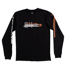 DC SHOES DC SHOES - MAD RACER L/S TEE