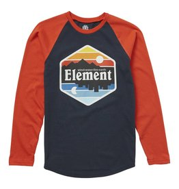 ELEMENT ELEMENT - DUSK RAGLAN L/S KID